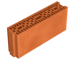 Камень керамический POROKAM 6.7 НФ