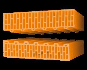 Камень керамический POROKAM 7.2 НФ Доборный